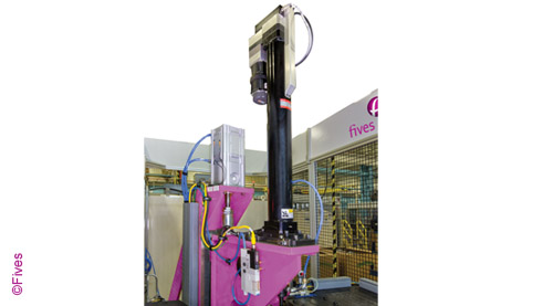 Fives Cinetic Corp Press fit TruPress3-FIVES