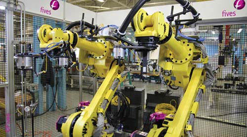 Fives Cinetic Corp Robotics Robotics1-FIVES