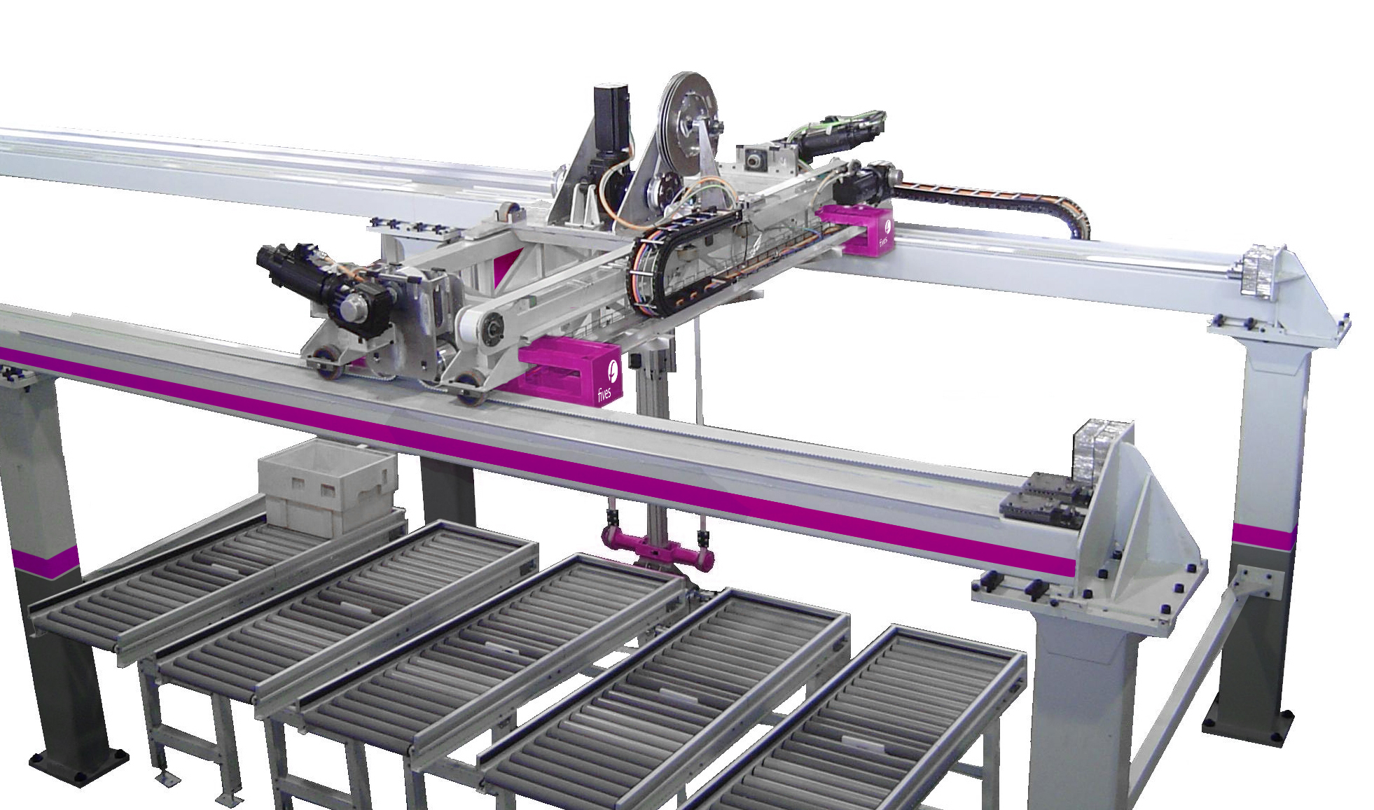 Web automation TX80 PROPRE-FIVES