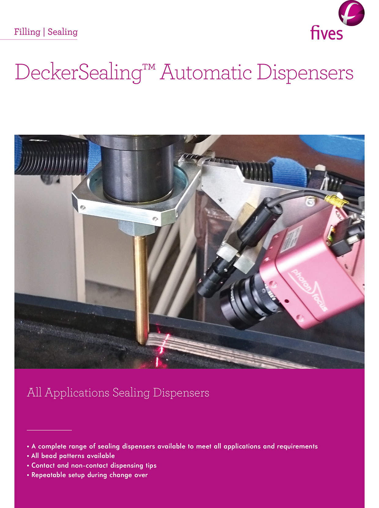 Download-FIVES SEALING Automatic Dispensers-FIVES
