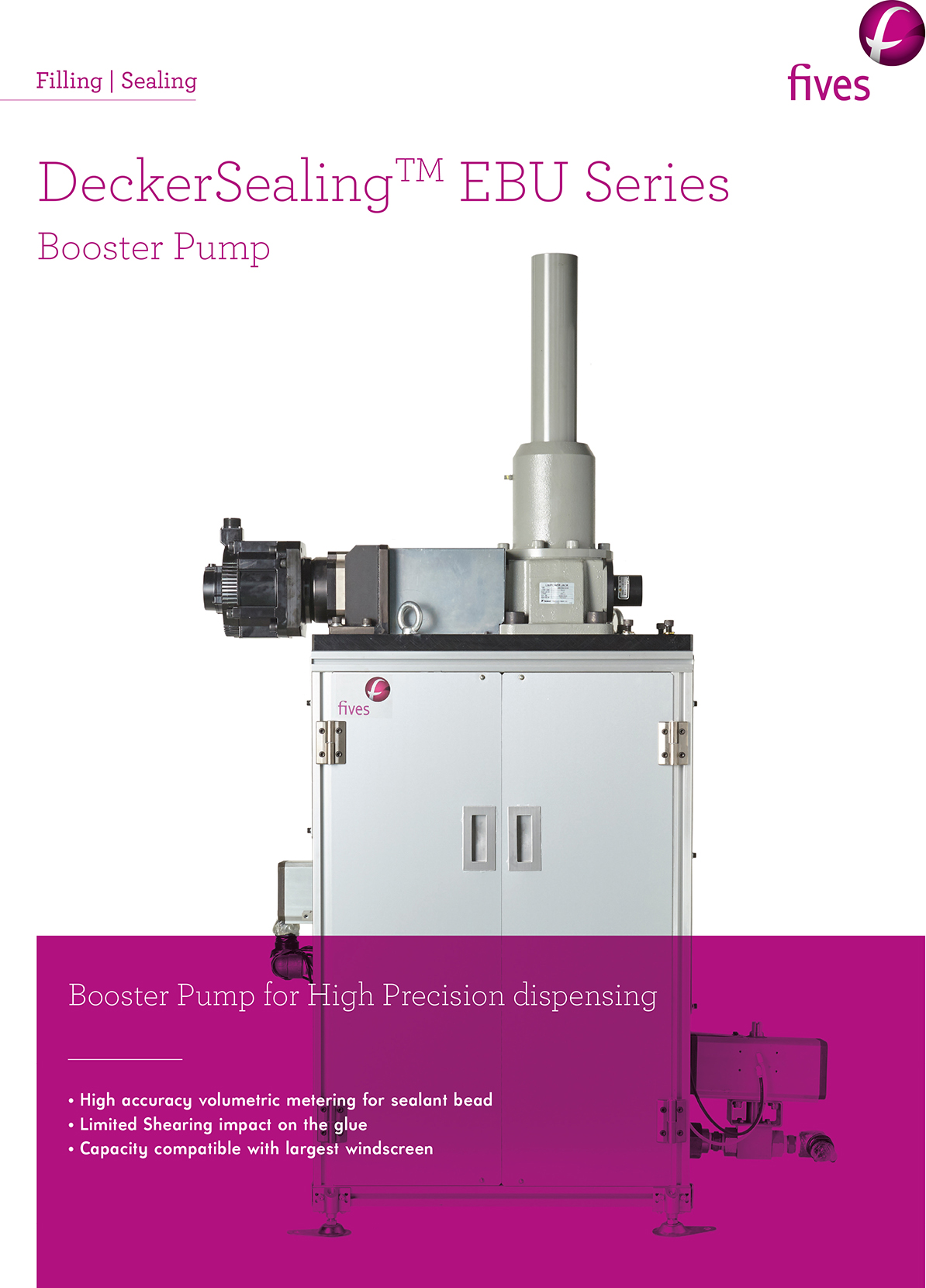 Download-FIVES SEALING Booster Pump-FIVES