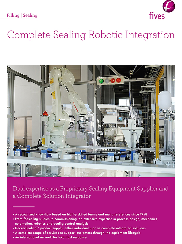 Download-FIVES SEALING Robotic Integration-FIVES