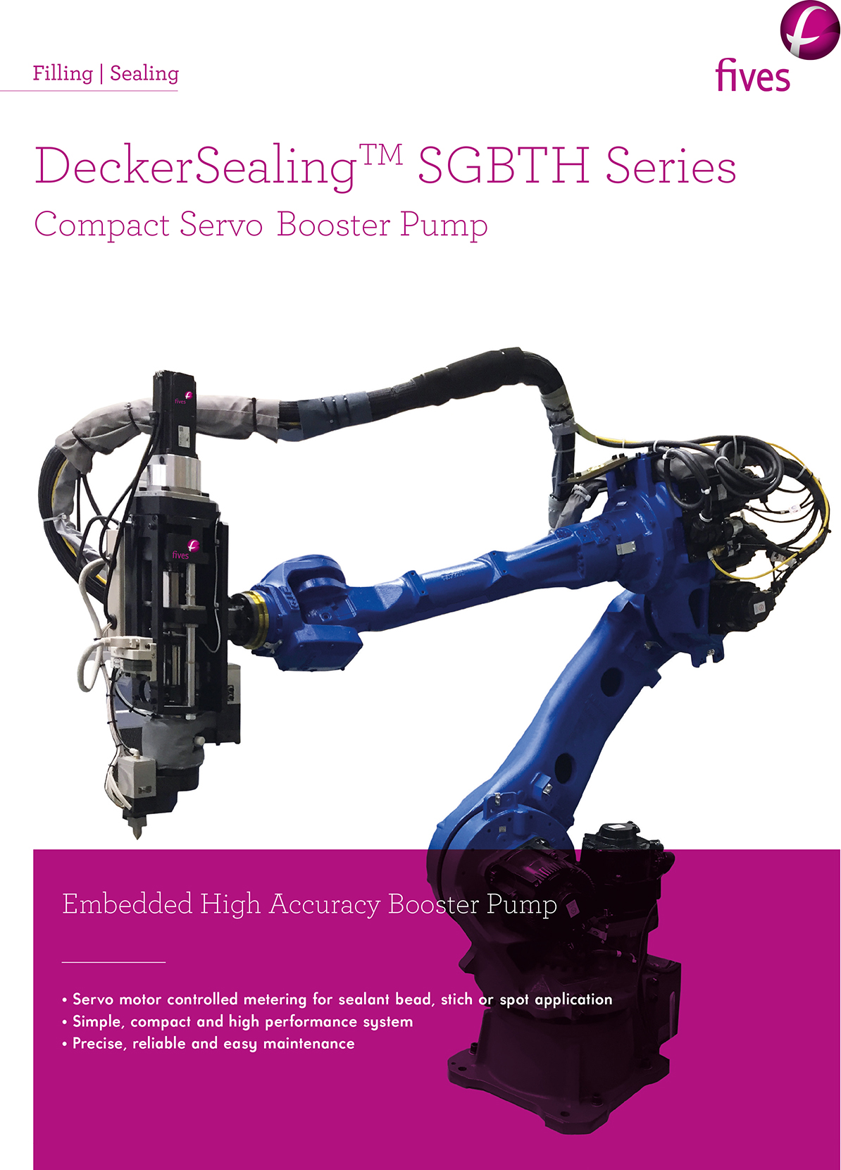 Download-FIVES SEALING ServoBoosterPump-FIVES