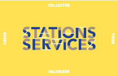 logo Station Service-FIVES