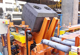 Fives Aluminium ECL Anode Handling system Back Feb16-FIVES