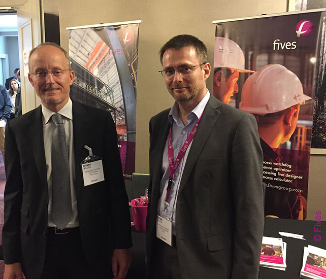 Fives at the Future Steel Forum