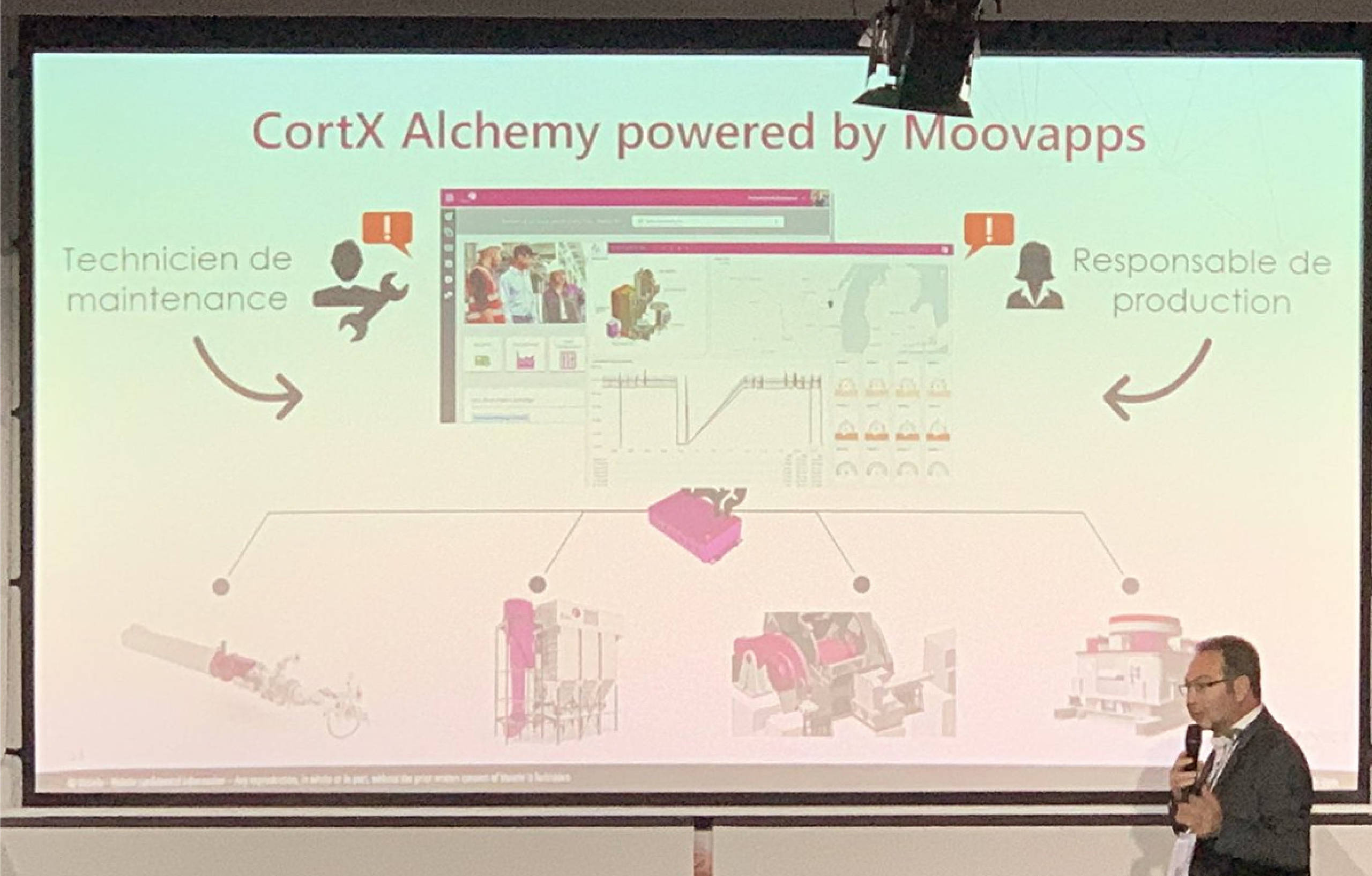 CortX Alchemy powered by Moovaps-FIVES