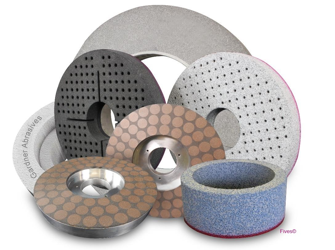 Gardner Abrasives Wheel Materials-FIVES