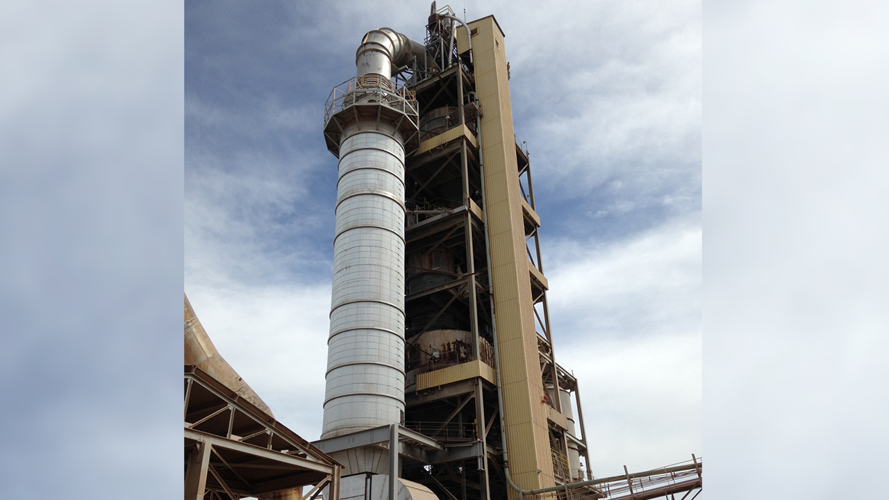 Conditioning Tower filter baghouse fgd desulfurization NOx-control Chlorine Acid gas heavy-metals particulates-removal emission flue-gas-cleaning Waste-to-energy Image Photo-FIVES