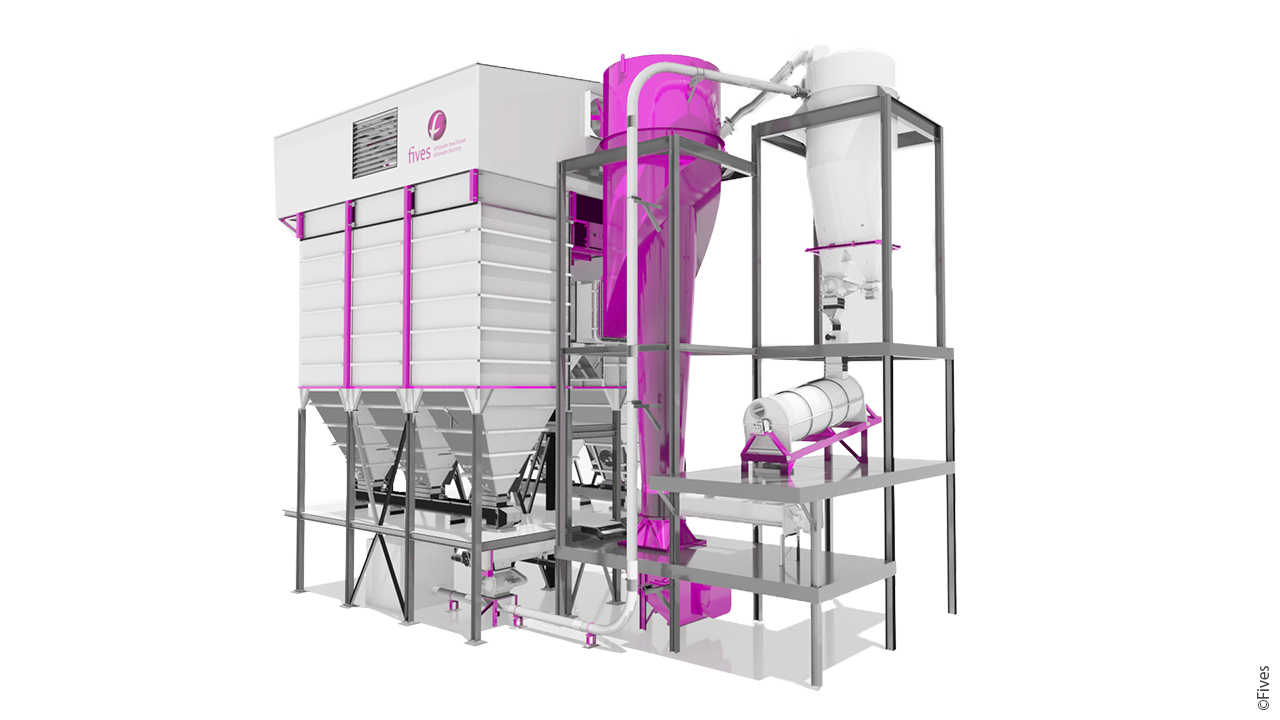 scrubber Reactor-bag-filter baghouse fgd desulfurization NOx-control Chlorine Acid gas heavy-metals particulates-removal emission flue-gas-cleaning Waste-to-energy Lime-Injection-reagent 3D-FIVES