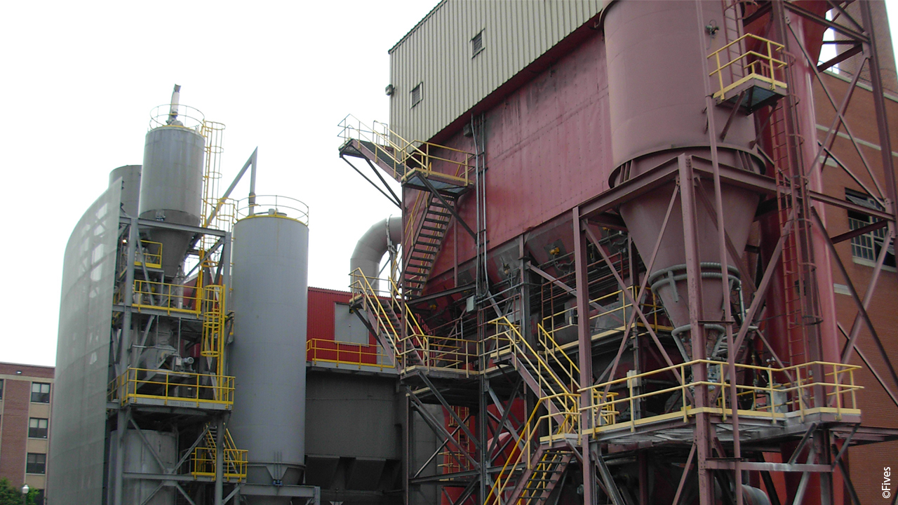 scrubber Reactor-bag-filter baghouse fgd desulfurization NOx-control Chlorine Acid gas heavy-metals particulates-removal emission flue-gas-cleaning Waste-to-energy Lime-Injection-reagent Cement incinerat-FIVES