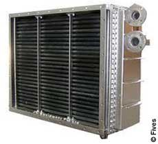 Fives Aluminium gas cooling GTC heatexchanger-FIVES