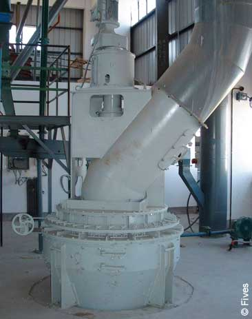 Fives Aluminium Dry material preparation GAP TSV-FIVES