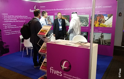 Fives aluminium news Arabal2016-FIVES