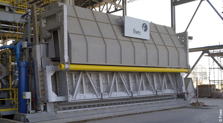 Fives Ma'aden Furnace Aluminium -FIVES