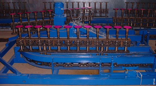 CFC Inverted chain conveyor