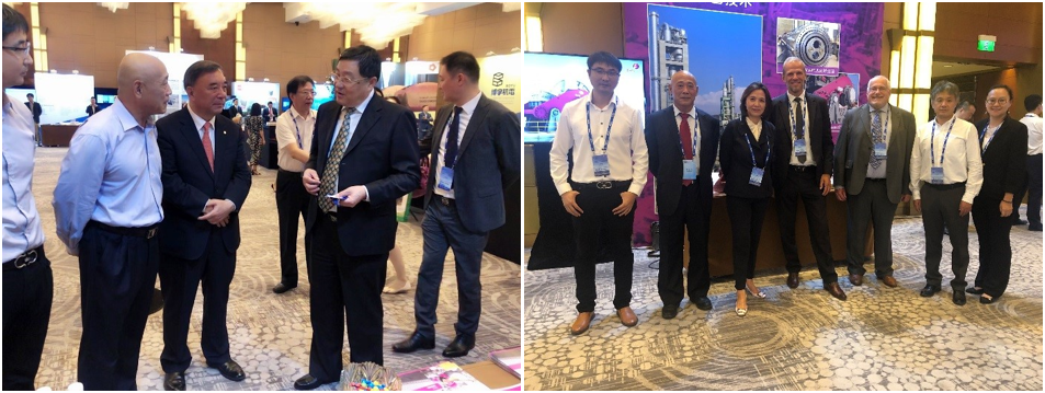 Illustration Event 3rd WCA World Cement Conference-FIVES