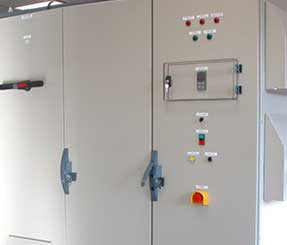 Fives Pillard Management control systems