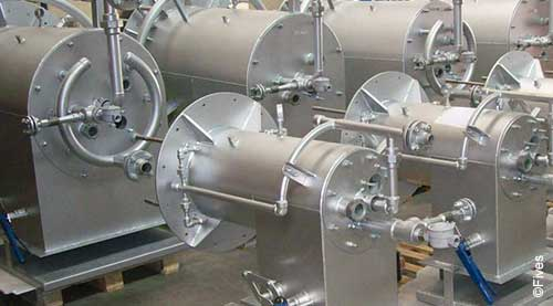 20 Process Burners 2-FIVES