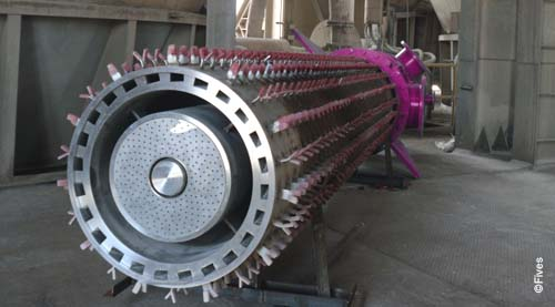 Product Burners PrecaFlam -FIVES