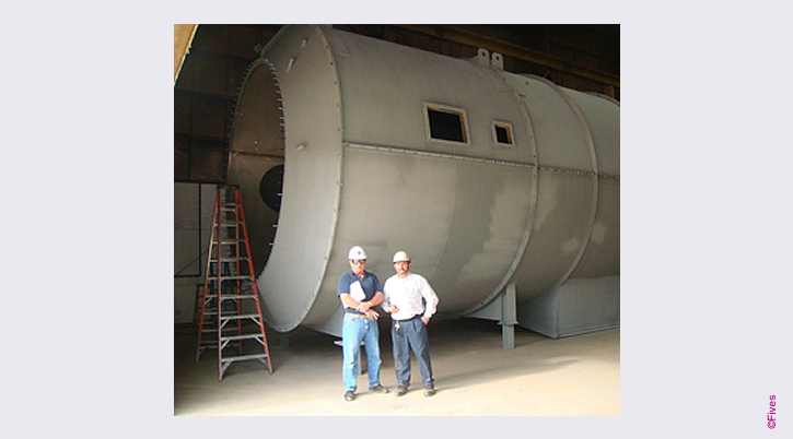 North American Series 9500 HGG Under Construction-FIVES