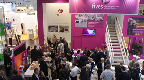 Combustion Thermprocess Fives stand 2015-FIVES