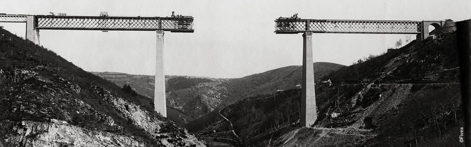 1905 – The Fades' viaduct
