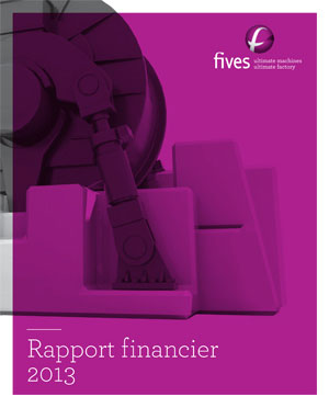 Couve Fives RapportFinancier 2013 FR 3-FIVES