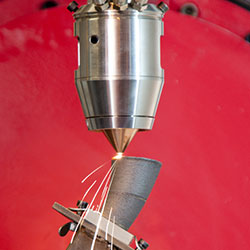 Innovation metal additive manufacturing 250-FIVES