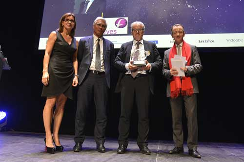 Fives 2014 Paris region winner entrepreneur of the year-FIVES