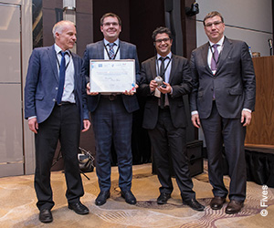 Severstal and Fives receive an award on Eyeron digital system