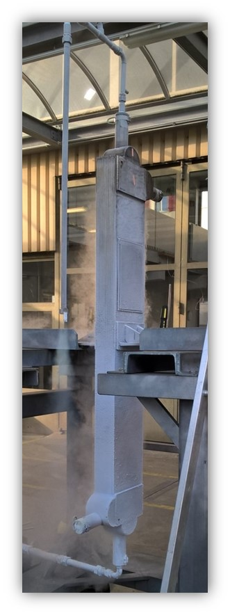 Brazed Stainless Steel Heat Exchanger 2-FIVES