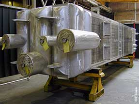 Fives Cryogenics Equipment BAHX RC-FIVES