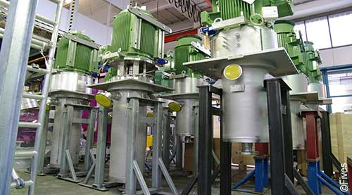 Fives Cryogenics Equipment CentrifugalPumps Cryomec-LABS 1-FIVES