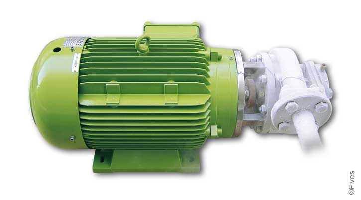Fives Cryogenics Equipment CentrifugalPumps Cryomec-NLL 1-FIVES