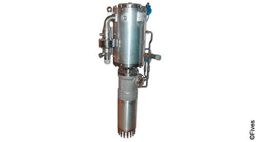 Fives Cryogenics Equipment CentrifugalPumps Cryomec-VSMP 1-FIVES