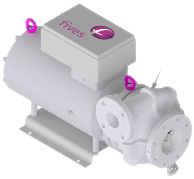Horizontal Sealless Motor Pump