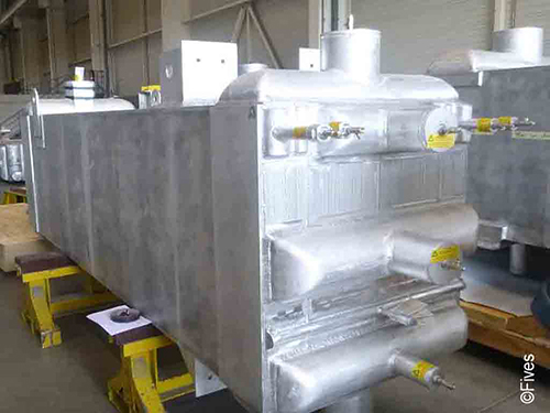 Fives Cryogenics Application Hyco2-FIVES