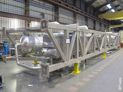 Fives Cryogenics Application Hyco3-FIVES