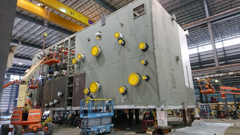 20191111 Cold Box Artic LNG2 Project-FIVES
