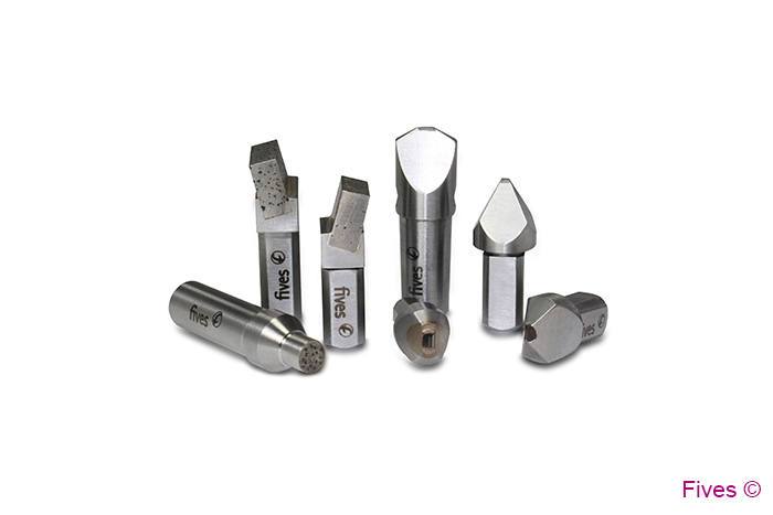 CITCO Grit Form Dressing Tools-FIVES