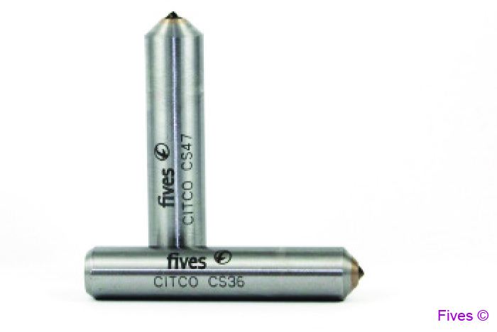 CITCO Standard Single Points CS Tools-FIVES