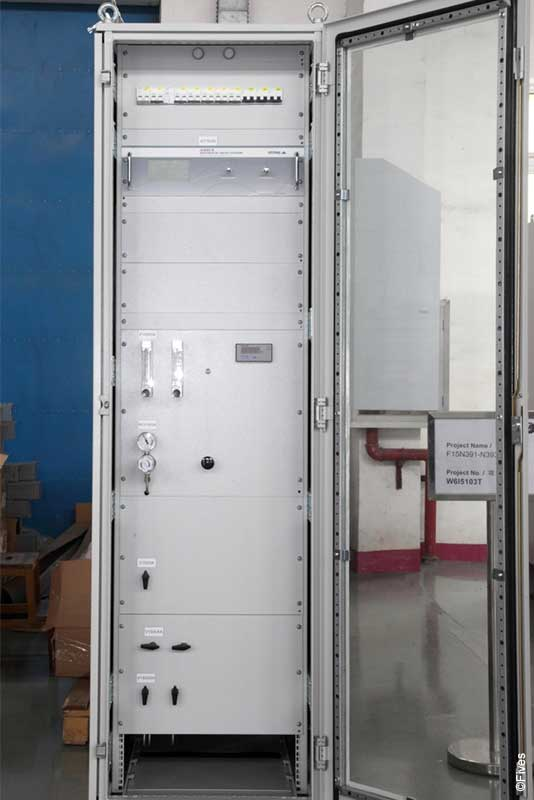 Fives pneumatic cabinet 1-FIVES