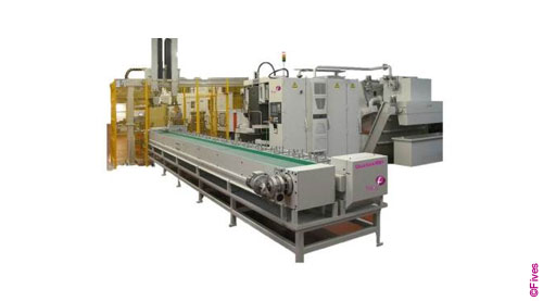 Fives Grinding Ultra Precision Giustina RB1-FIVES