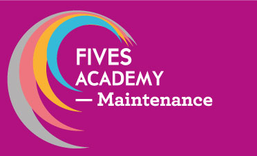 FIVES-ACADEMY Maintenance NEGATIVE vecto-FIVES