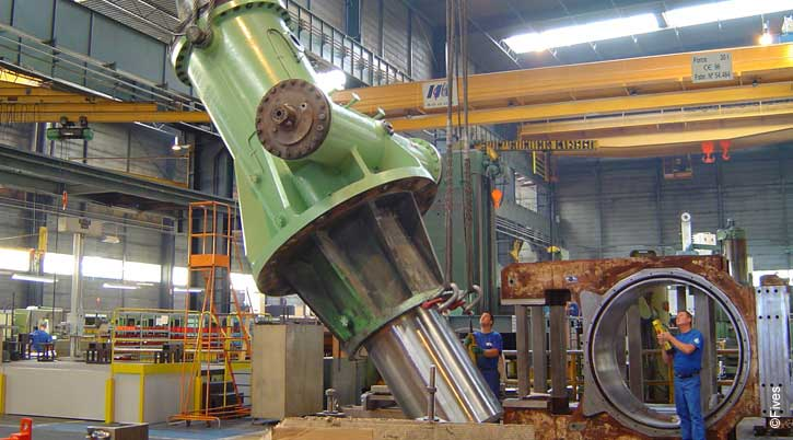 Fives manufacturing Restoring-parts-for-steel-industry-FIVES