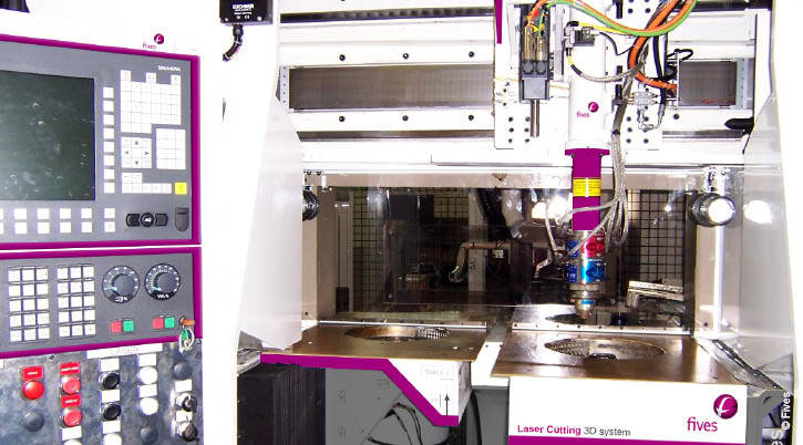 3D-laser cutting systems-FIVES