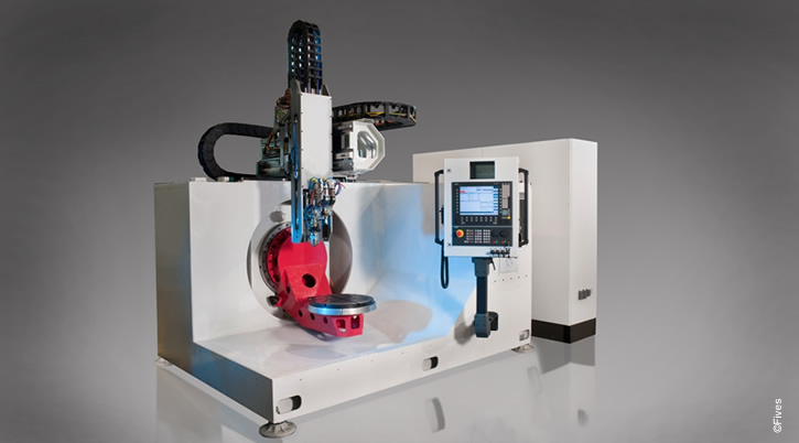 Fives 5-axis laser center-FIVES