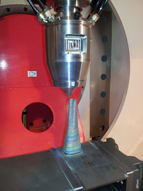 Laser Metal Deposition (LMD)-FIVES