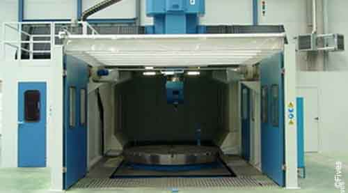 Fives metal cutting composites Mill5-FIVES